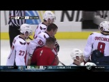 Jay Beagle vs Arron Asham - PUNCH &amp KO!