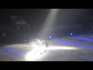Спектакль на льду