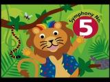 Ребенок Эйнштейн 2 часть- Baby Beethoven Symphony of Fun