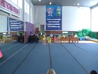 «Кубок городов Урала» по спортивной акробатике, прыжкам на батуте и акробатической дорожке.