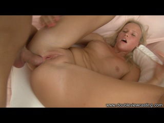 Double view casting: hailey - anal experiense