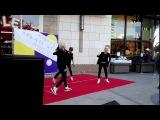 К 팝 아이돌 댄스 그룹 뉴 어스 - 롯데 중동 백화점 공연 현장