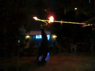 Alaiye Hotels Alanya Fire Show...