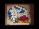 картины ручной работы вышивка лентами
