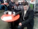 Дмитрий Глуховский в Буквоеде на Восстания 17.02.2013