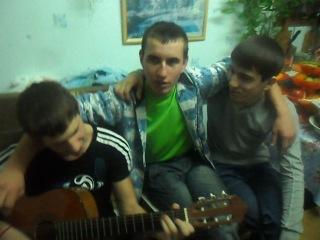 Новый год 2012!))Песня про Настю))