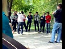 Лезгинка в парке ( РГУПС - РИИЖТ ) Ростов - на - Дону.
