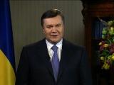 Привітання президента України з Міжнародним жіночим днем (8 березня 2012 року, м. Київ)