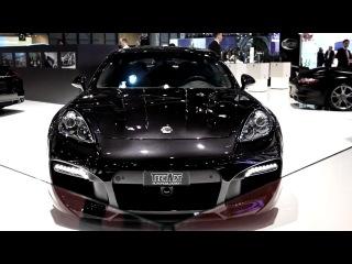 a short film from Geneva motorshow featuring ABT, TechArt, Hamann and Carlsson cars.