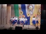 Зразковий анcамбль народного танцю