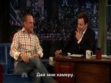 Jimmy Fallon 2013.06.06 Christopher Meloni (русские субтитры)