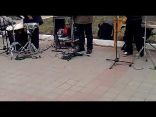 Peruan pan-fleyte band