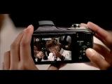Эштон Катчер рекламирует Nikon S560 и S220