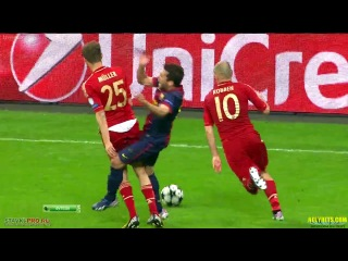 Бавария-Барселона.3:0.Гол Роббена.Лига Чемпионов 2013.