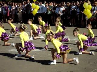 Танец Последний звонок 2011 Chihuahua (Чивава)
