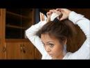 A 'Carefree' Bun Hair Tutorial ♥ (DIY sock bun) - Charmaine Manansala