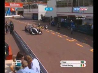 GP2 2006. Этап 5 - Монако