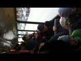 Четкие мужики в автобусе