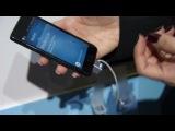 CES 2012 Samsung Wi-Fi WF45 - дистанционное управление стиральной машиной