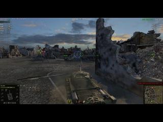 Невероятная победа, на моем прем танке Т34-Достижение в бою: Воин!!!