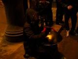 необычный уличный музыкант (Hang)