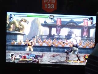 Koldun (Quan Chi) vs Viktor (Kung Lao)