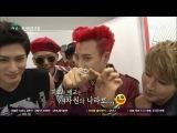 131029 Block B - Talk @ MTV The Show