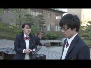 Хулиган и пай-девочка / Yankee-kun to Megane-chan - 5 серия (озвучка)