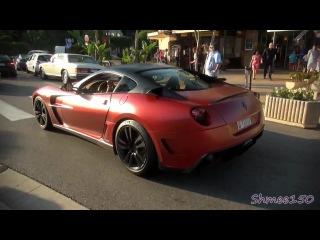 Mansory Stalone 599 Driveby in Monaco