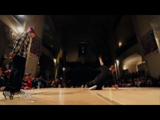 Breakdance battle-music by Flying steps-we are robotic