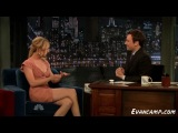 •▐ Emily Vancamp on Late Night with Jimmy Fallon