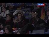 Чемпионат Европы 2012 / Танцы на льду / Короткая программа (4 разминка)