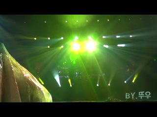 [FANCAM] 14.08.11 G.NA & Yoseob - What I Want To Do Once I Have A Lover @ United Cube Concert