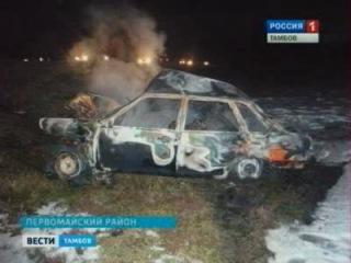 ДТП в Тамбовской области: погибло 5 человек