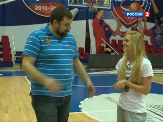 Все Включено - Черлидеры ЦСКА (Россия 2)