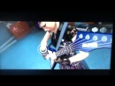 Jodie Holms performs solo on electroguitar