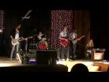 Выступление рок группы КАТАСТРОФА на юбилейном концерте рок группы ЭПИЛЕПСИЯ 11 февраля 2012 года)))
