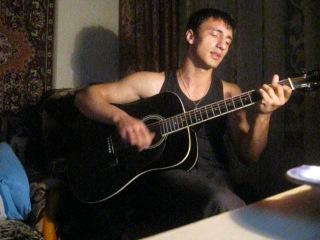 Песня под гитару - зараза