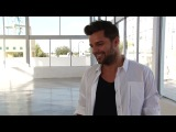 Go Behind the Scenes with Ricky Martin at Latina Magazines