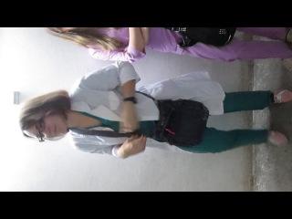 Шейпинг. Упражнение для шеи