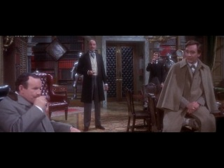 Частная жизнь Шерлока Холмса.  1970         Великобритания
