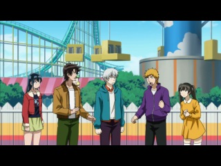Beelzebub: His Brother Was a Crybaby - 39 episode / 1 season [озв. Ancord]