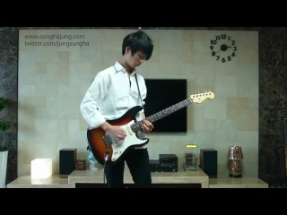 Canon rock by Jung Sungha