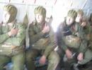Прыжки С АН-26 п.Храброво дшб 3 дшр. было очень страшно