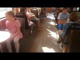 Путешествие по г.Орску на трамвае
