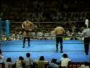 Satoru Sayama vs Nobuhiko Takada
