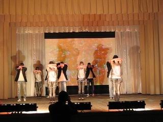 Наминация Клубный танец гр.КРИСТАЛ Сапожок (3-е место)