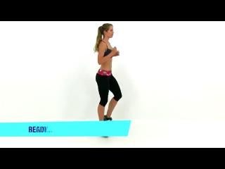 Kelli's Cardio Kickboxing Workout
