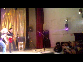 Михалыч бэнд - Hard Attack (Accept-кавер) финальная песня с  Рок-атаки-2011