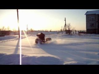 Снегоход СКЛ